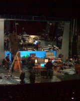Oxygene First shows & rehearsals 2007-2008