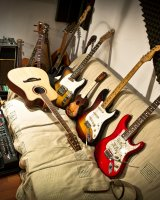 Guitarz, pedalz and vox